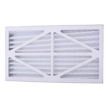 FLMFIL 褶形板式纸框初效空气过滤器,292*594*44mm,过滤效率G4