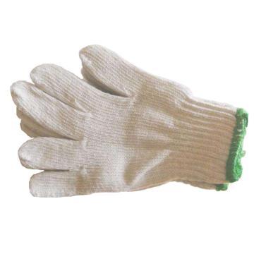 西域推薦 紗線手套,600g全棉紗線手套(手腕邊隨機發 ,1副)