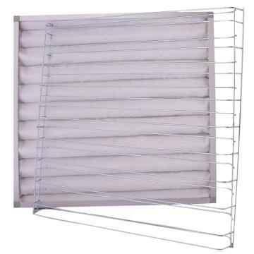 FLMFIL 铝框板式可清洗初效空气过滤器594*594*96mm,过滤效率G4