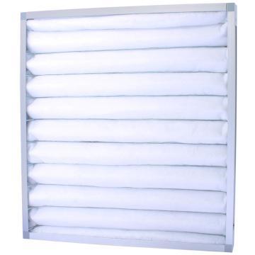 FLMFIL 铝框板式可清洗初效空气过滤器594*594*21mm,过滤效率G4