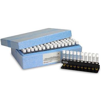 哈希HACH,铬法COD试剂,COD预制管试剂(超低量程),0.7-40.0mg/L,26pk,150支/盒,2415815