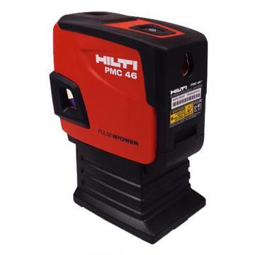 喜利得/HILTI 双线五点多功能激光仪,PMC 46 套装,方形/水平/对准/水管