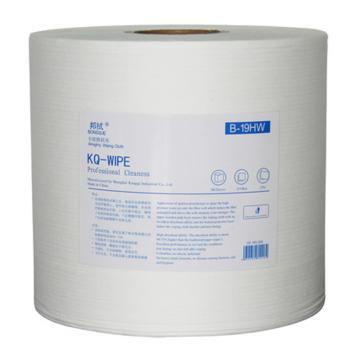 邦拭工业擦拭布,25厘米×38厘米×500张/卷,单位:卷