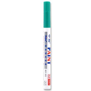 中柏记号笔 油性记号笔,SP-103绿色12支/盒