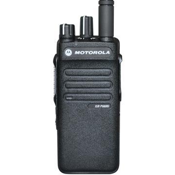摩托罗拉(Motorola)XIR P6600i 数字防爆对讲机 GP328防爆升级款