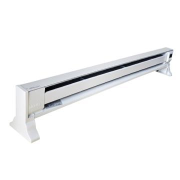 Markel 美国原装进口踢脚线式对流电暖器,2907-040AW,750W,220V,长度1.02米