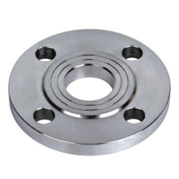 不锈钢304板式平焊法兰,PL,PN25,DN80,RF,GB/T9119Ⅱ,304,法兰内径B系列