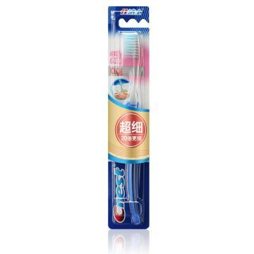 佳洁士超细柔韧系列小头养龈牙刷,单位:个