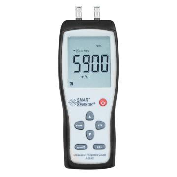 希玛/SMART SENSOR 超声波测厚仪AS840,1.2-225mm(钢)