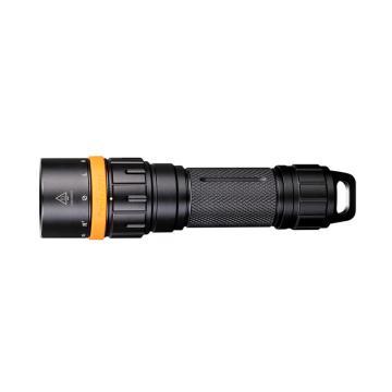 Fenix SD11潜水摄影手电筒,含摄影支架 手绳 备用防水圈 装饰环,不含电池和充电器,单位:个