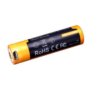 Fenix 18650 锂电池 ARB-L18-2600 U 单位:个