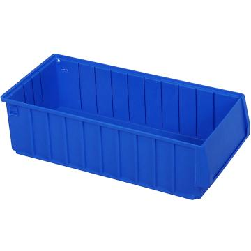 力王 多功能物料盒,500*235*140mm,全新料,深蓝色,PK5214A