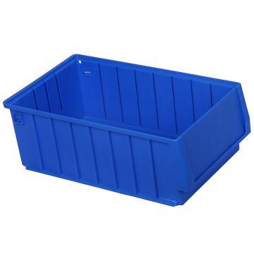 力王 多功能物料盒,400*235*140mm,全新料,深蓝色,PK4214A