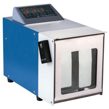 新芝 无菌均质器,有效容积:3-400ml、拍击速度:3-12次/秒、无极设定调速,Scientz-09