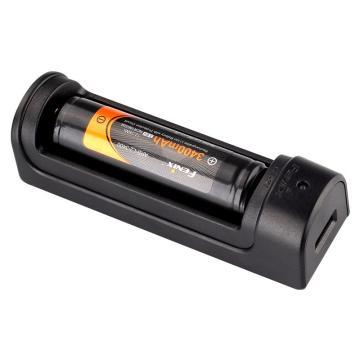 Fenix  迷你智能充电器ARE-X1 套装  USB充电 含1节18650电池ARB-L18-2600