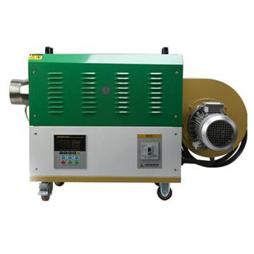 风友 标准型热风机,HFY-200P,3380-30A-150DF-LB,380V,加热器30KW,风机1500W,面板安装方向LB式