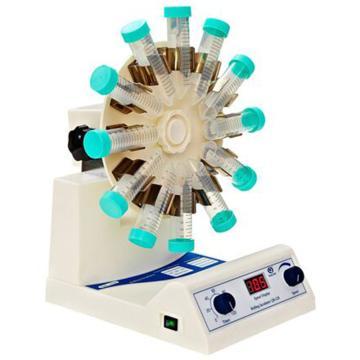 旋转培养器(数显、定时、调速),带夹具一个(自选),其林贝尔,QB-228