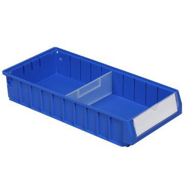 力王 多功能物料盒,500*234*90mm,全新料,深蓝色,PK5209A