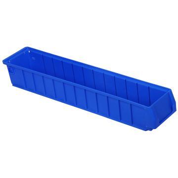 力王 多功能物料盒,600*117*90mm,全新料,深蓝色,PK6109A