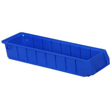 力王 多功能物料盒,400*117*90mm,全新料,深蓝色,PK4109A