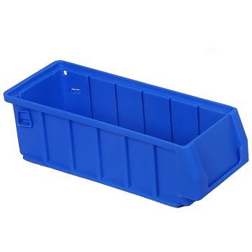 力王 多功能物料盒,300*117*90mm,全新料,深蓝色,PK3109A