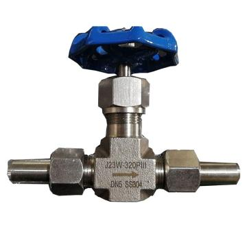 遠大閥門 不銹鋼316針型閥 J23W-160R,DN20 耐溫水≤200℃,蒸氣≤500℃,下單請確認焊接管外徑