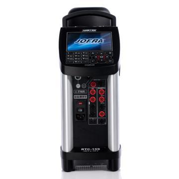 阿美特克/AMETEK RTC-159B超低温干体炉,温度范围:-100~155℃,含DLC探头输入/参考探头输入/被检表信号输入,需另配套管使用