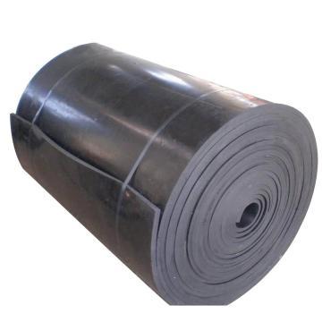 耐油丁腈橡胶板,宽1000*厚5.0mm(长约6.6m) 50KG/卷
