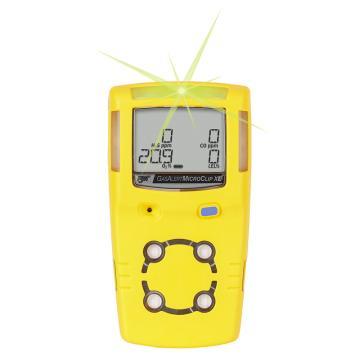 BW 二合一氣體檢測儀,GasAlertMicroClip XL系列,LEL/H2S
