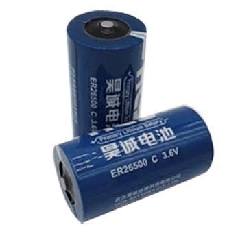 昊诚 3.6V锂电池,HCB ER26500 C型  单个