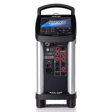 阿美特克/AMETEK RTC-700B干体炉,温度范围:33~700℃,含DLC探头输入/参考探头输入/被检表信号输入,需另配套管使用