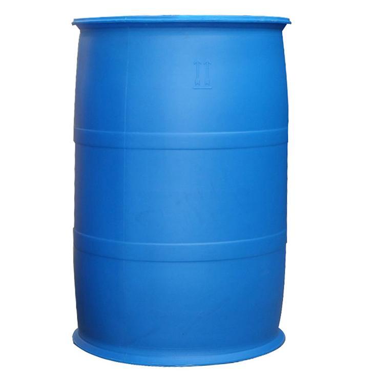 戀亞 PE柴油桶/化工桶,全新料,200L,藍色,雙環
