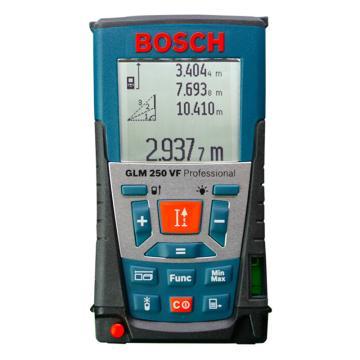 博世/BOSCH 手持激光测距仪GLM250VF,250米测距,0601072100