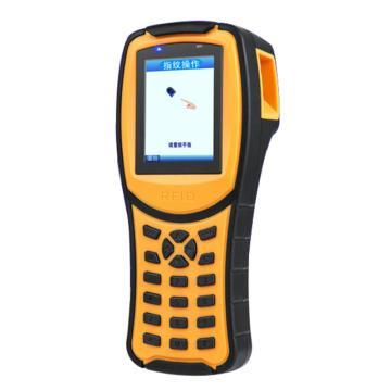 中研 GPRS实时指纹巡检仪,存储记录10000条,尺寸170×75×40mm,FG-1