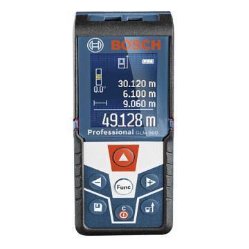 博世/BOSCH 手持激光测距仪GLM500,50米测距,0601072HK0 库存售完为止