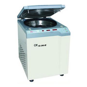 GL-20G-II高速冷冻离心机进口,20000转/分,主机,安亭