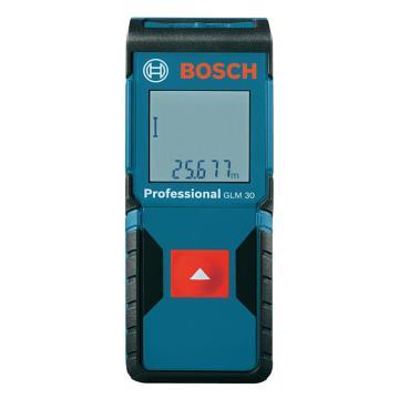 博世/BOSCH 手持激光测距仪GLM30,30米测距,0601072540 库存售完为止