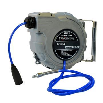 强生JOSON PU夹纱气管卷管器,Φ10xΦ14.5*10M,灰色,JON12Q1010/GY