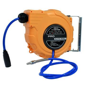 强生JOSON PU夹纱气管卷管器,Φ8xΦ12*10M,黄色,JON12Q0810/YL