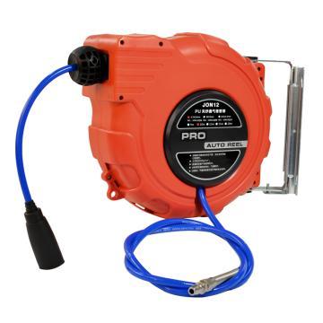 强生JOSON PU夹纱气管卷管器,Φ8xΦ12*10M,红色,JON12Q0810/RD