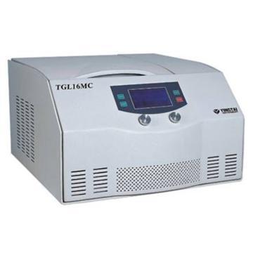 TGL16MC台式高速 冷冻离心机,最高转速16000,最大容量6×100ml,主机