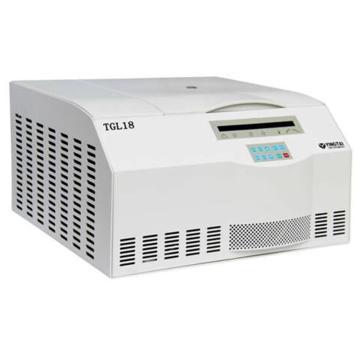 TGL18多用途台式高速冷冻离心机,最高转速21000,最大容量4×800ml,主机