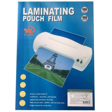 LAMINATING FILM 塑封膜,A3,100张/包,厚度100MIC,303*426mm 单位:包