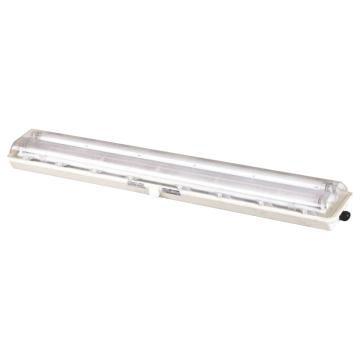 飞策 LED防爆防腐全塑支架灯 BYS-18x2 DLED 吊链式 含LED T8灯管,1.2米 单端进电 双管 单位:个(产品升级 替换原T8荧光灯1.2米双管支架灯 )