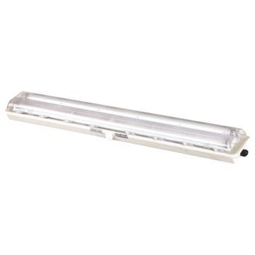 飞策 防爆防腐全塑支架灯 BYS-18x2 XLED 吸顶式 含LED T8灯管 1.2米 单端进电 双管,单位:个