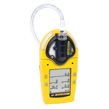 BW 气体检测仪,GasAlertMicro 5系列,LEL/O2/H2S/CO 泵吸式 带充电