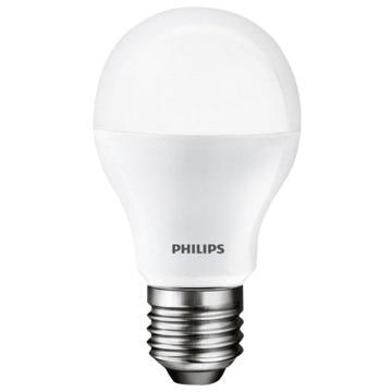 飞利浦 经济型LED灯泡 新升级 12W E27 6500K白光 整箱,12个每箱