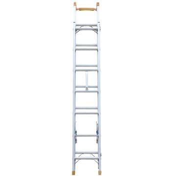 郑兴安 铝合金伸缩梯,2.7~4m 150kg,LGE-40
