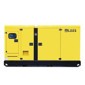 能电LEES 一拖系列拖车静音发电机组,LSY125S3(备用功率100KW,主用功率90KW)