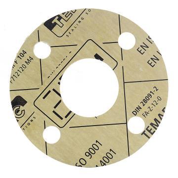 HG/T20606 有机纤维无石棉垫片TC-50 RF DN40 PN10 T=3mm ,10片/包